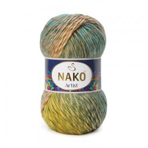 ARTIST NAKO (100гр 150м,65% акрил, 35% шерсть)