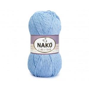 CALICO SIMLI NAKO (100гр 240м, 49% хлопок, 49% акрил, 2% люрекс)