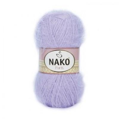 PARIS NAKO (100 г 245 м, 40% акрил, 60% полиамид)