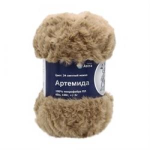 АРТЕМИДА АСТРА (100% микрофибра, 100 г/60 м)