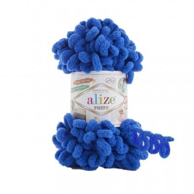 PUFFY ALIZE (100% микрополиэстер, 100 г 9,2 м)