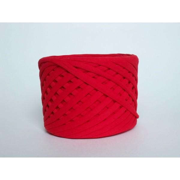 Трикотажная пряжа первичного производства (Красный)