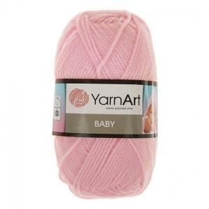 BABY YARN ART