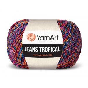 JEANS TROPICAL YARN ART