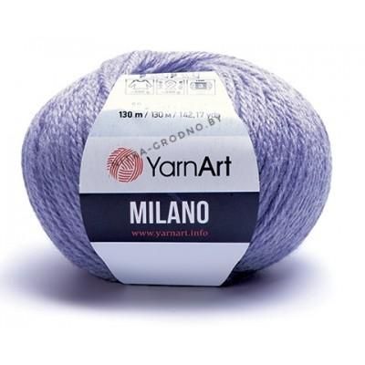 MILANO (8%альпака ,20% шерстъ, 8%вискоза, 64% акрил  50/130 м)